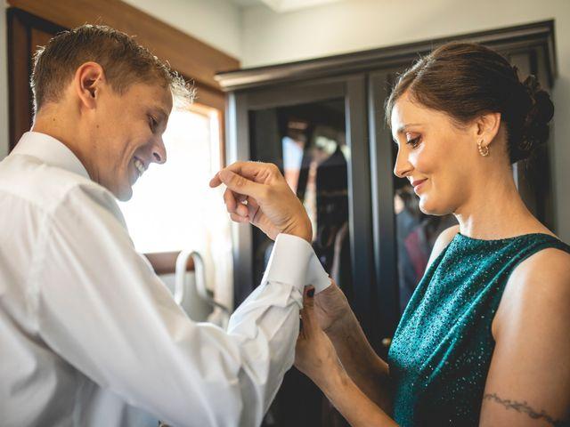 La boda de Alberto y Virginia en Montalbo, Cuenca 12