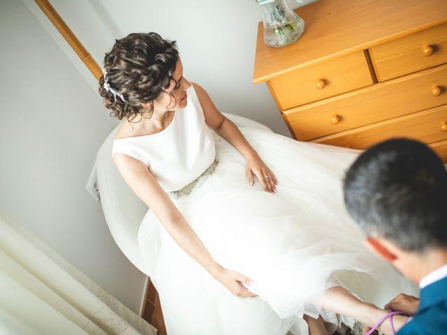 La boda de Alberto y Virginia en Montalbo, Cuenca 14