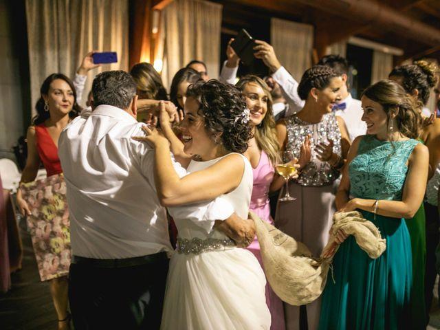 La boda de Alberto y Virginia en Montalbo, Cuenca 19