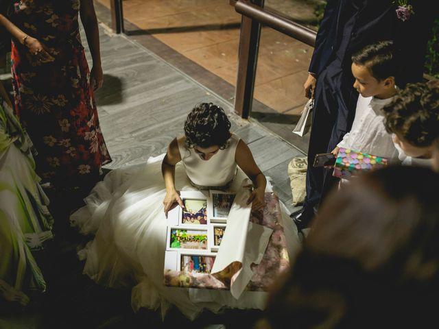 La boda de Alberto y Virginia en Montalbo, Cuenca 21