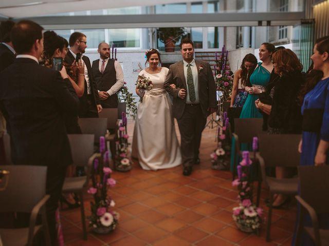 La boda de Javier y Laura en O Grove (Resto Parroquia), Pontevedra 28