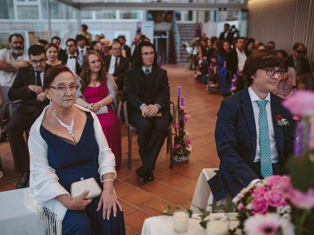 La boda de Javier y Laura en O Grove (Resto Parroquia), Pontevedra 34