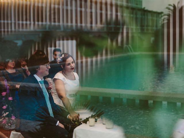 La boda de Javier y Laura en O Grove (Resto Parroquia), Pontevedra 37