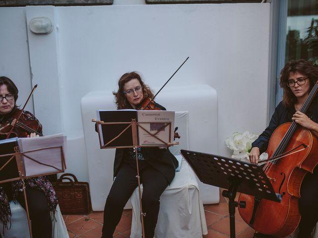 La boda de Javier y Laura en O Grove (Resto Parroquia), Pontevedra 39