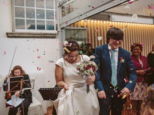 La boda de Javier y Laura en O Grove (Resto Parroquia), Pontevedra 40