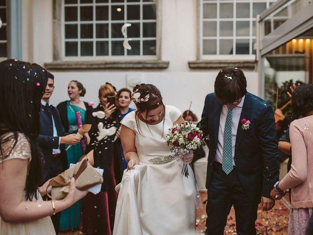 La boda de Javier y Laura en O Grove (Resto Parroquia), Pontevedra 41