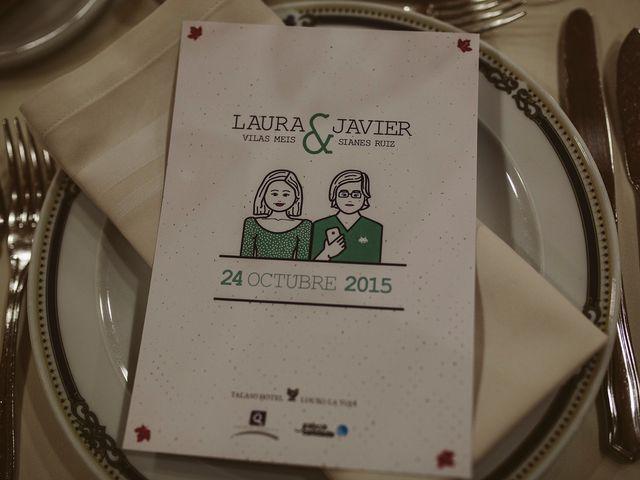 La boda de Javier y Laura en O Grove (Resto Parroquia), Pontevedra 58