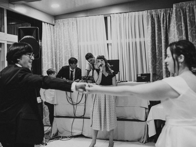 La boda de Javier y Laura en O Grove (Resto Parroquia), Pontevedra 64