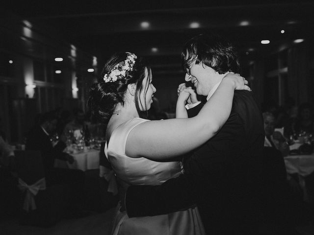 La boda de Javier y Laura en O Grove (Resto Parroquia), Pontevedra 65