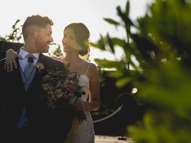 La boda de Marc y Sandra en Sentmenat, Barcelona 18