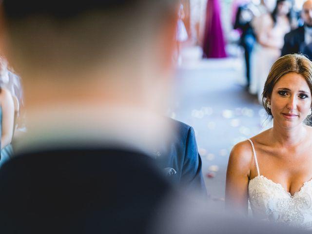 La boda de Marc y Sandra en Sentmenat, Barcelona 12