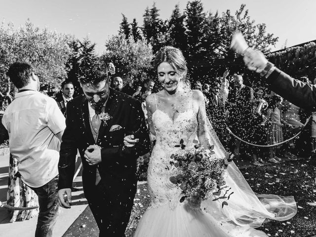 La boda de Marc y Sandra en Sentmenat, Barcelona 15