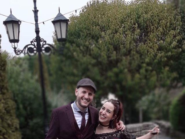 La boda de Asier y Garazi en Vitoria-gasteiz, Álava 6