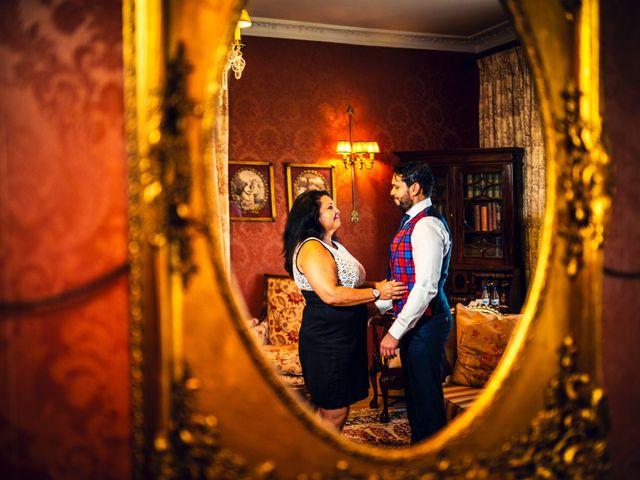 La boda de Leslie y Bea en Mangiron, Madrid 8