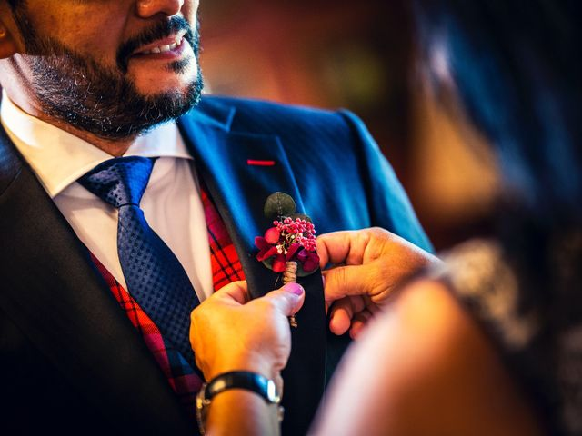La boda de Leslie y Bea en Mangiron, Madrid 11