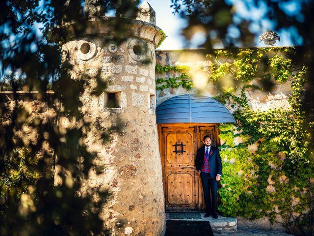 La boda de Leslie y Bea en Mangiron, Madrid 12