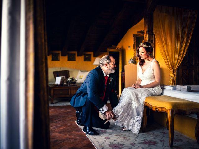 La boda de Leslie y Bea en Mangiron, Madrid 26