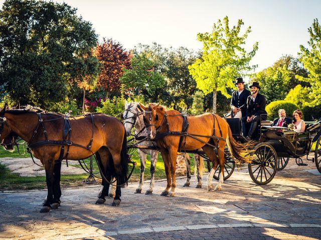 La boda de Leslie y Bea en Mangiron, Madrid 33