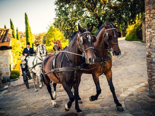La boda de Leslie y Bea en Mangiron, Madrid 34