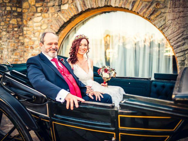 La boda de Leslie y Bea en Mangiron, Madrid 35