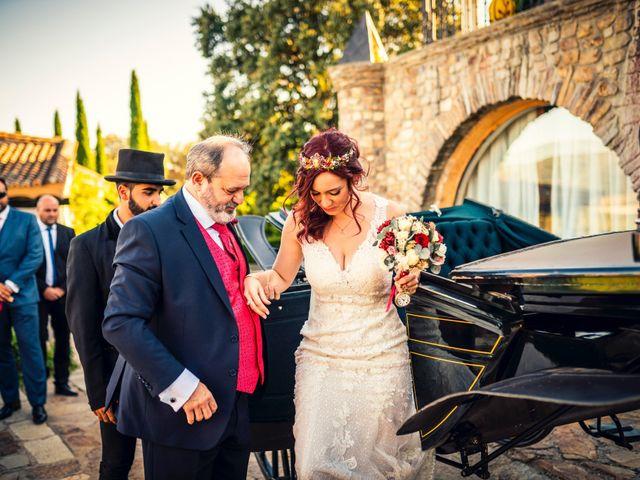 La boda de Leslie y Bea en Mangiron, Madrid 36