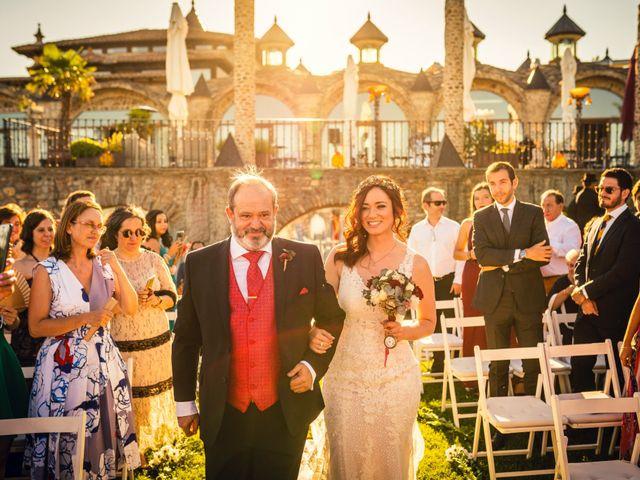 La boda de Leslie y Bea en Mangiron, Madrid 37