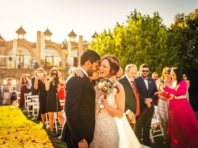 La boda de Leslie y Bea en Mangiron, Madrid 39