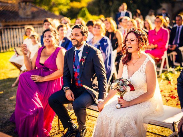 La boda de Leslie y Bea en Mangiron, Madrid 40