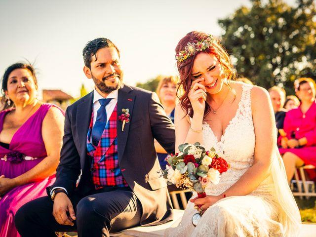 La boda de Leslie y Bea en Mangiron, Madrid 41