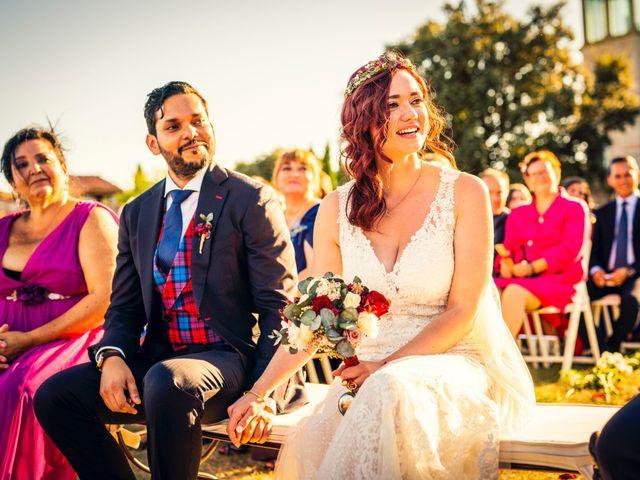 La boda de Leslie y Bea en Mangiron, Madrid 42