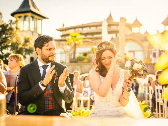La boda de Leslie y Bea en Mangiron, Madrid 43