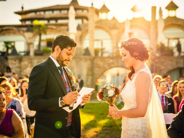 La boda de Leslie y Bea en Mangiron, Madrid 44
