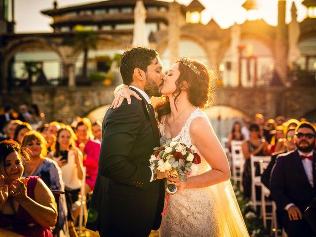 La boda de Bea y Leslie