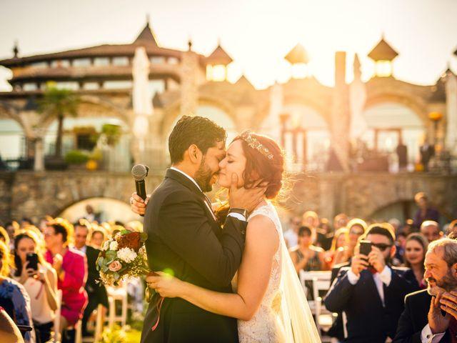 La boda de Leslie y Bea en Mangiron, Madrid 45