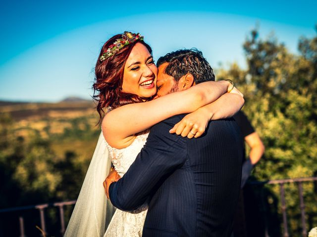 La boda de Leslie y Bea en Mangiron, Madrid 46