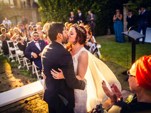 La boda de Leslie y Bea en Mangiron, Madrid 47