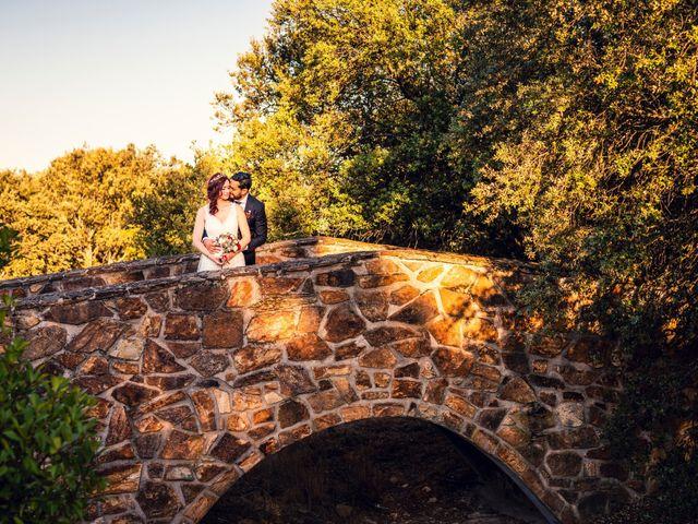 La boda de Leslie y Bea en Mangiron, Madrid 49