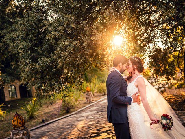 La boda de Leslie y Bea en Mangiron, Madrid 1