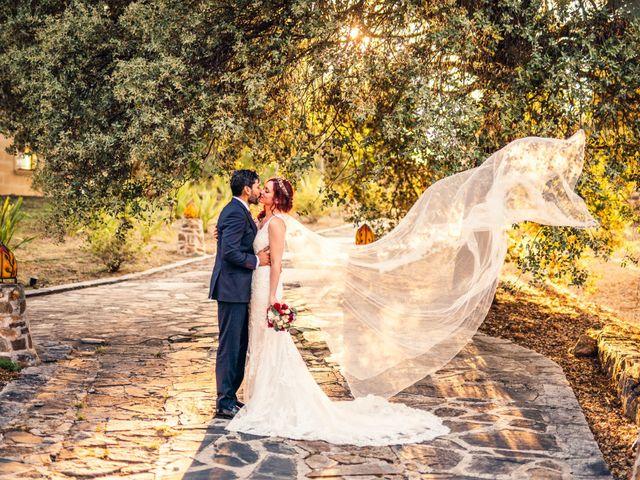 La boda de Leslie y Bea en Mangiron, Madrid 50