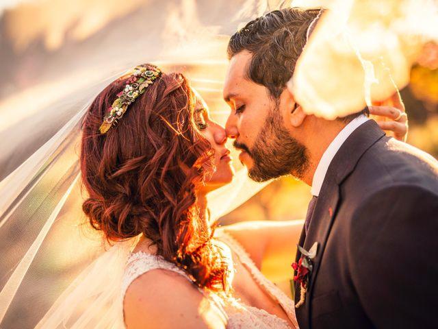 La boda de Leslie y Bea en Mangiron, Madrid 53
