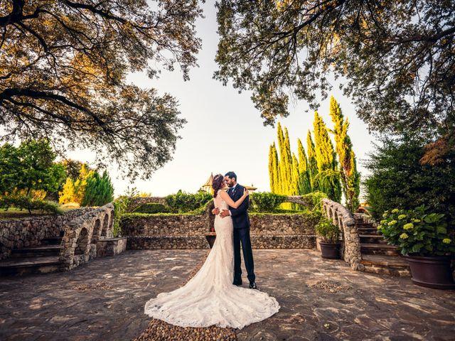 La boda de Leslie y Bea en Mangiron, Madrid 2