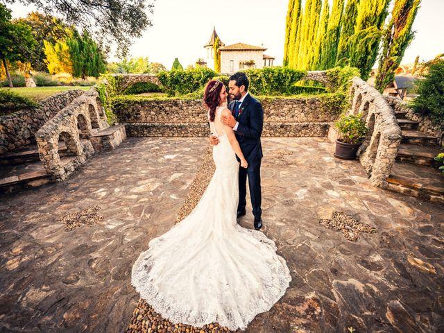 La boda de Leslie y Bea en Mangiron, Madrid 54