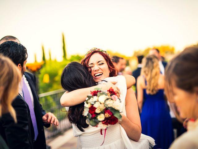 La boda de Leslie y Bea en Mangiron, Madrid 65