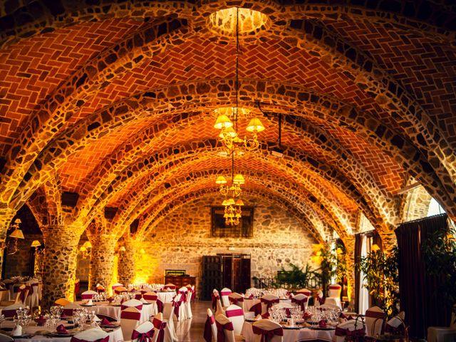La boda de Leslie y Bea en Mangiron, Madrid 68