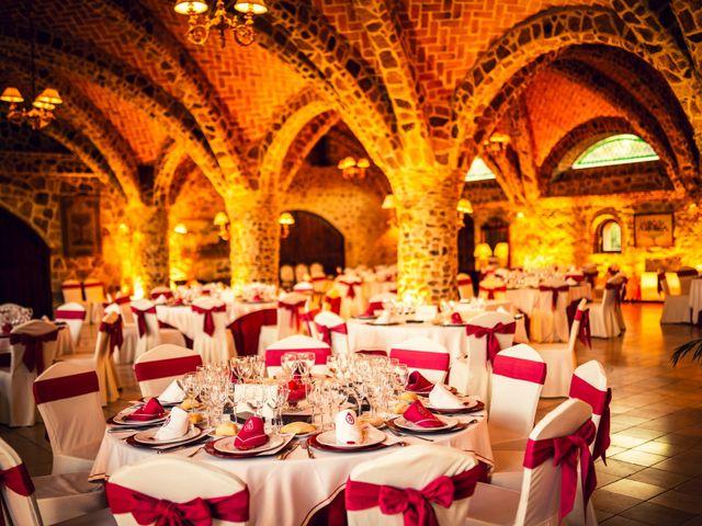 La boda de Leslie y Bea en Mangiron, Madrid 70