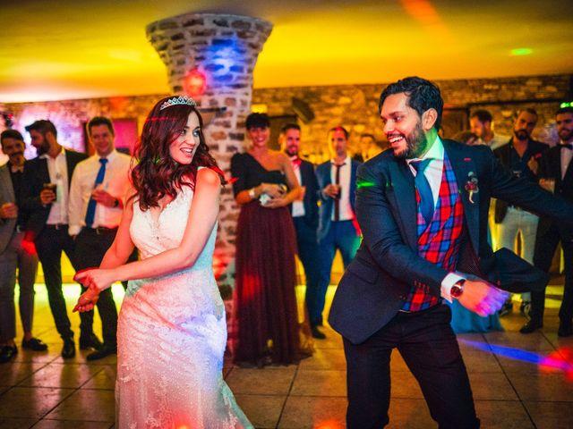 La boda de Leslie y Bea en Mangiron, Madrid 75