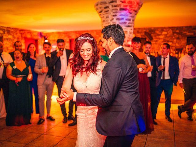 La boda de Leslie y Bea en Mangiron, Madrid 76