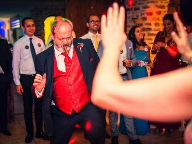 La boda de Leslie y Bea en Mangiron, Madrid 78