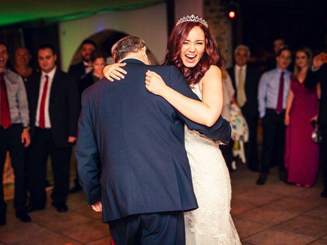 La boda de Leslie y Bea en Mangiron, Madrid 79