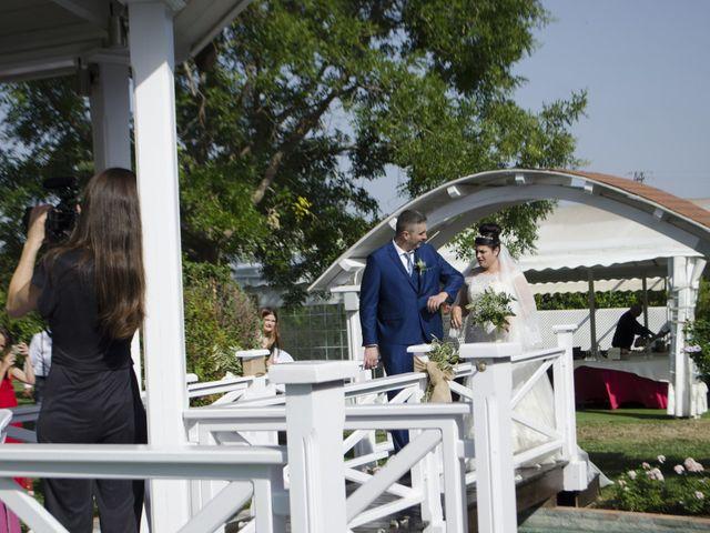 La boda de Alba y Cristian en Montbrio Del Camp, Tarragona 72
